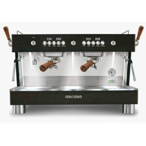 Ascaso Barista T Plus 2Gr Black