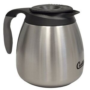 Curtis 1.9L Stainless Steel Coffee Decanter