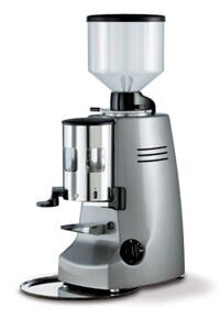 Mazzer ROBUR Manual Silver