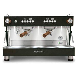 Ascaso Barista T One 2Gr Black & Wood
