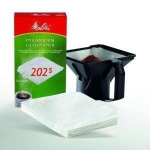 Melitta coffee filters PA SF 202 S